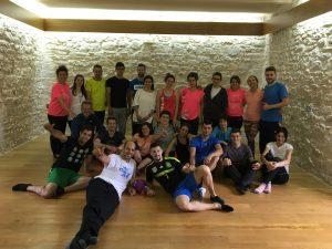 Actividad de Movimiento Consciente Yucando en Huesca