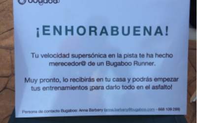Carrera Bogaboo babyton 2015